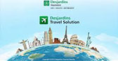 Desjardins Travel Solution Mobile App - watch the video