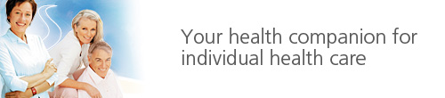 Your health companion for individual health care